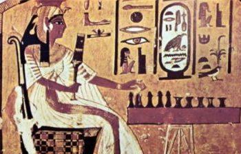 drevniy egipet, cleopatra, merkin