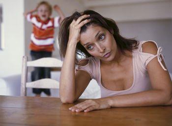molodaya mama, ustalost molodoy mami, kosmetologiya doma, poslerodovaya depressiya