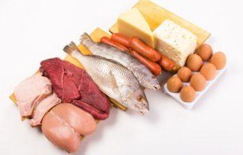 dieta dlya rosta volos, belkovaya pischa